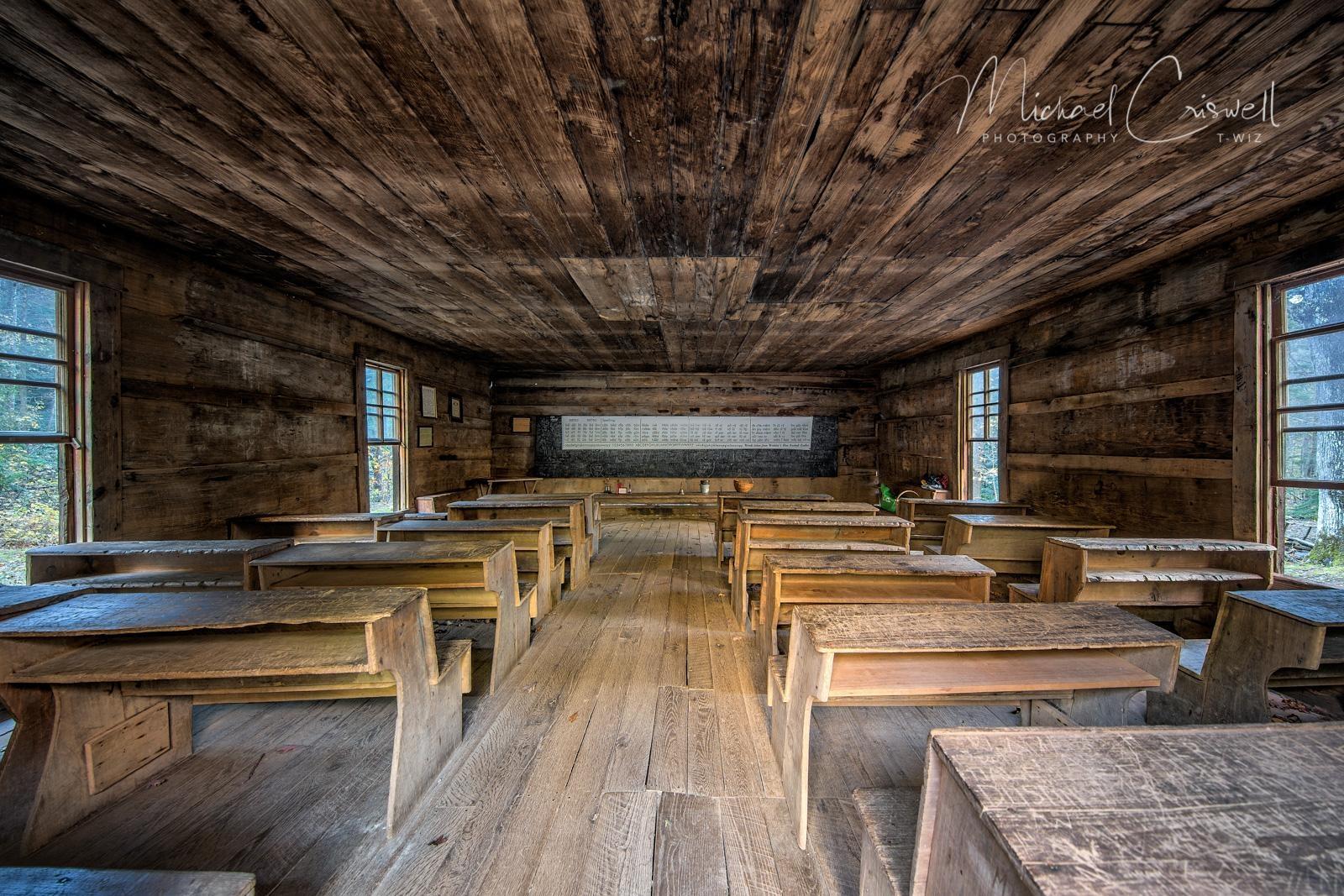 Little Greenbrier School