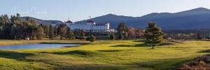 The Omni and Mt Washington