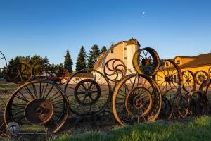 Sunrise at The Wheel Barn 2