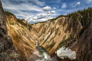 Lower Falls GCO Yellowstone