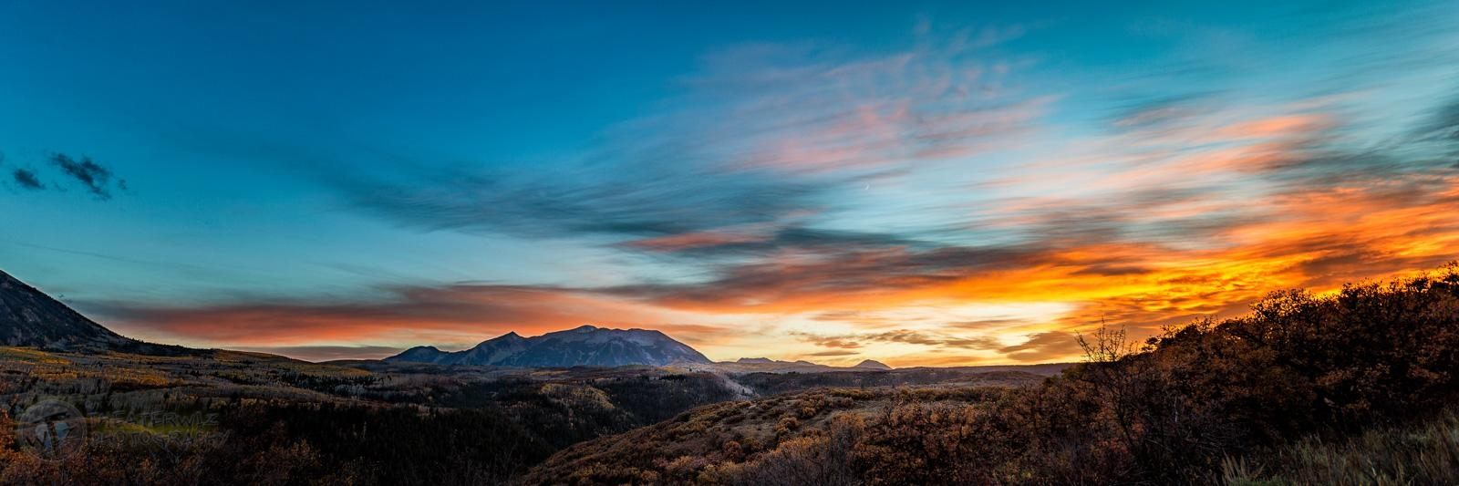 Crested Butte Sunset