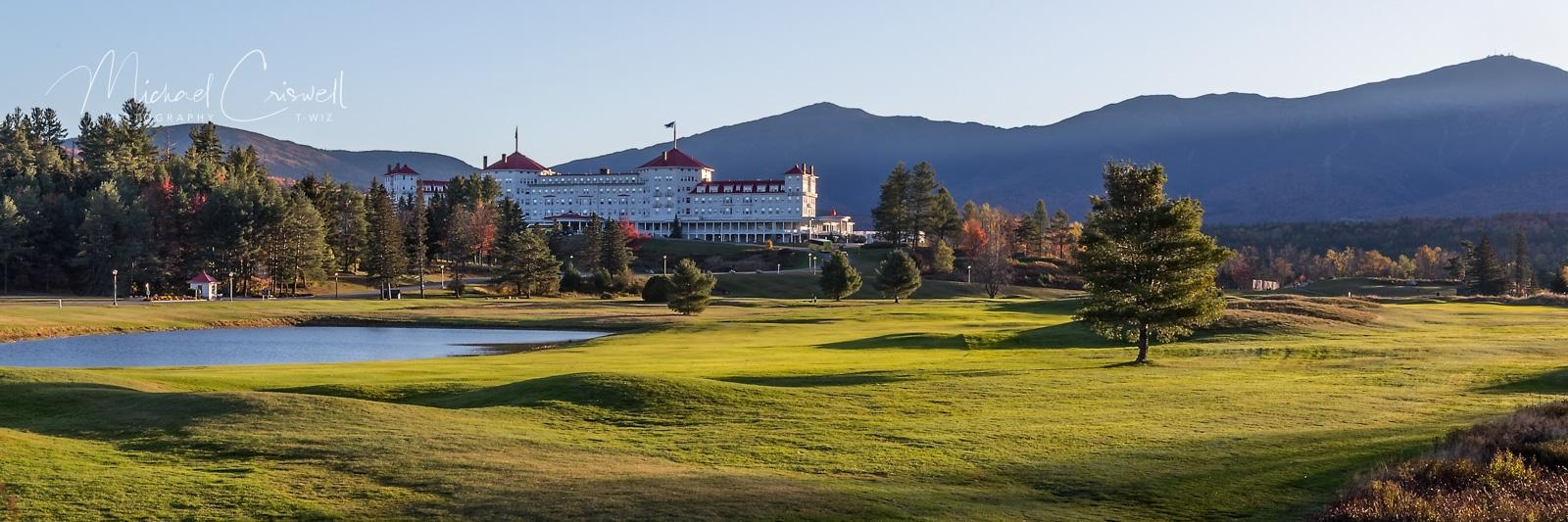 The Omni and Mt Washington