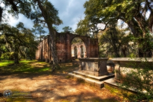 Sheldon Church Ruins
