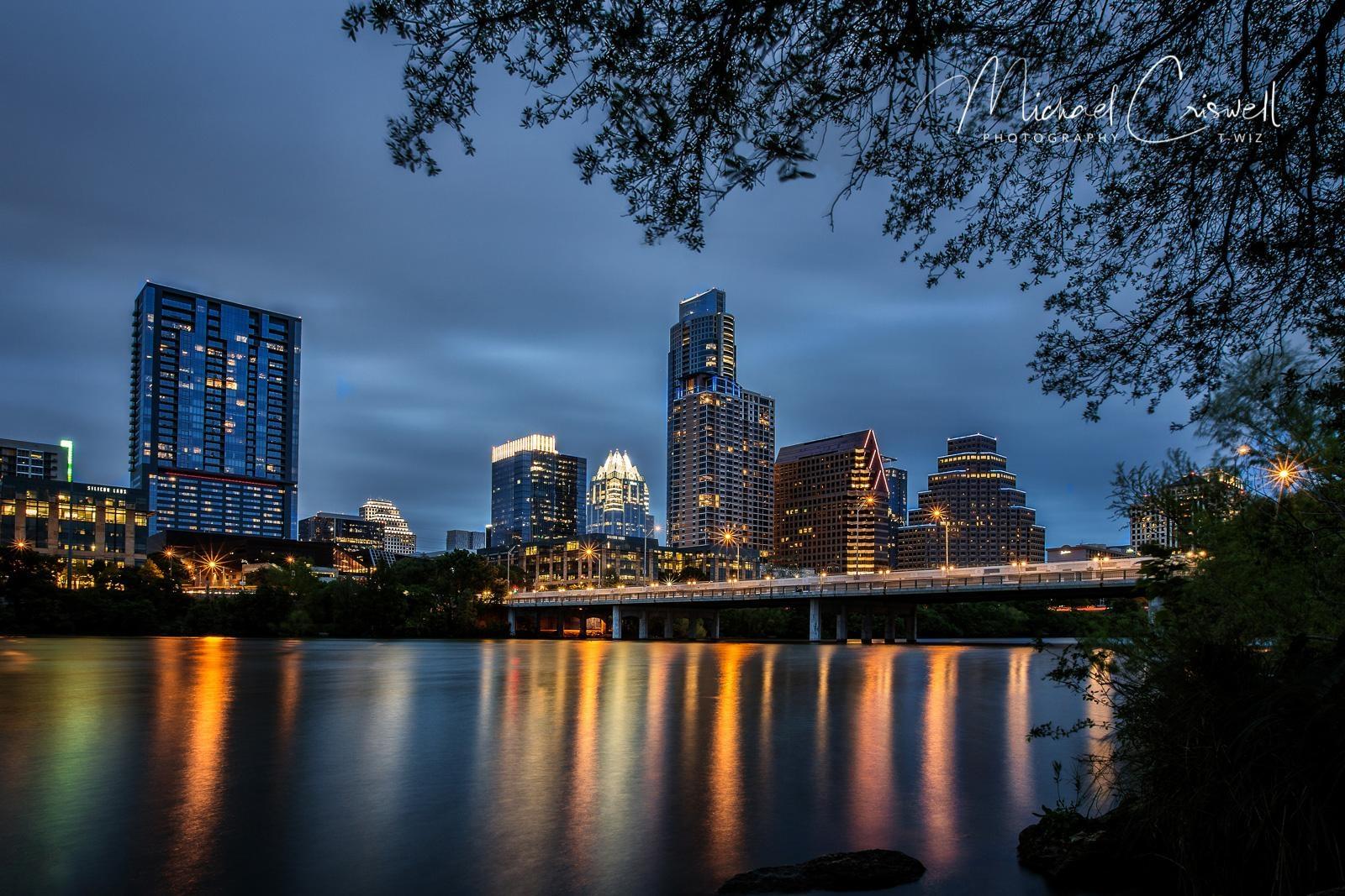Austin Blue Hour