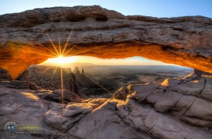 Mesa Arch Magic