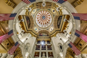 6-2018 PA Capitol Rotunda