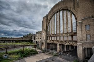 Buffalo Central Terminal III