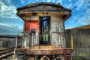 Old Rail Car