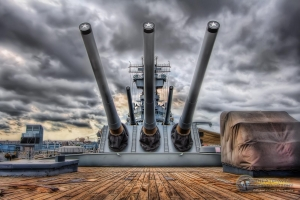 15 Inch Guns of the Black Dragon