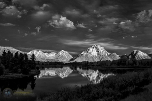 First Light at Oxbow Bend IR