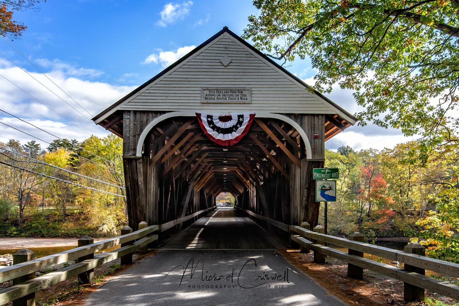 Blair Bridge NH II