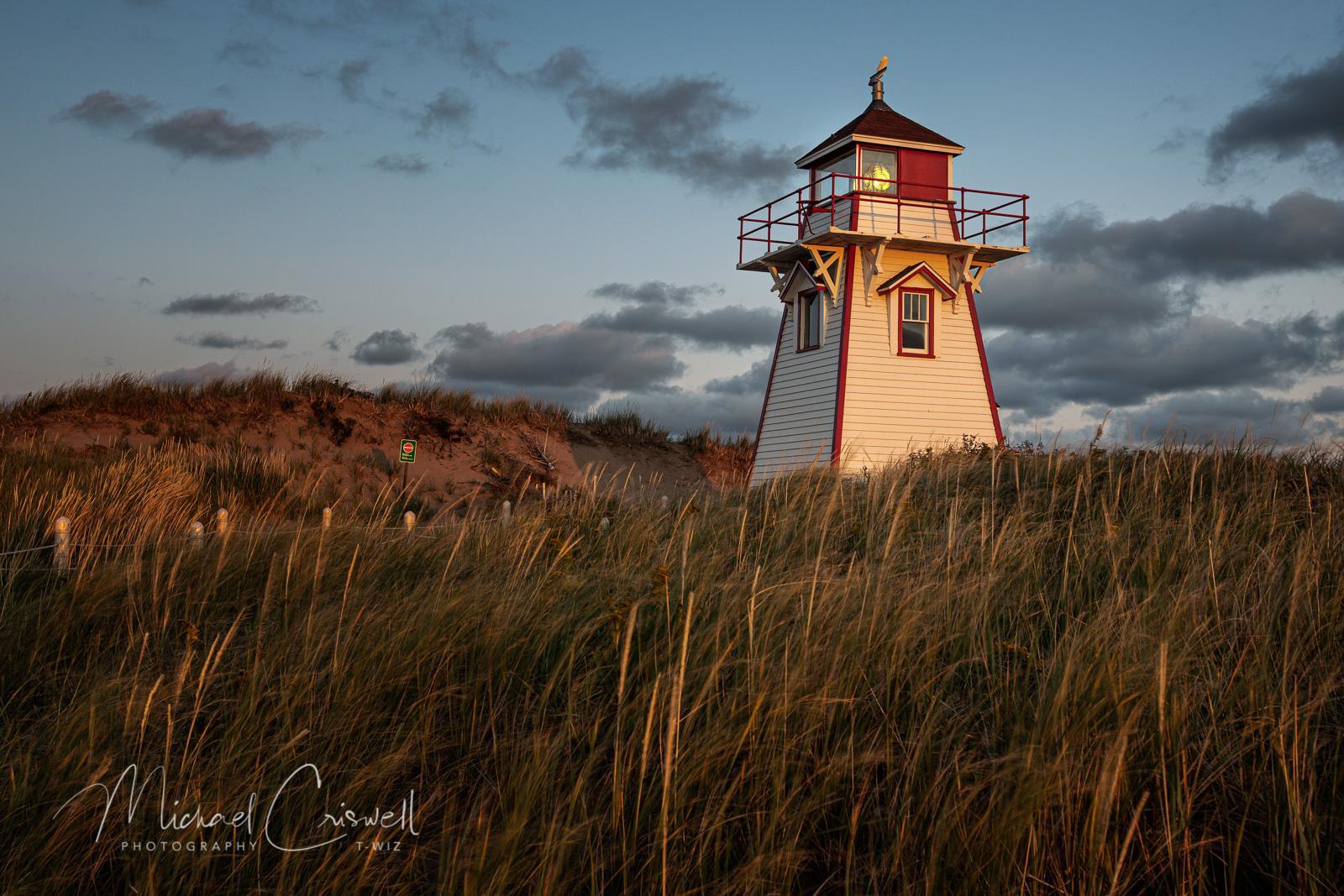 Covehead Light