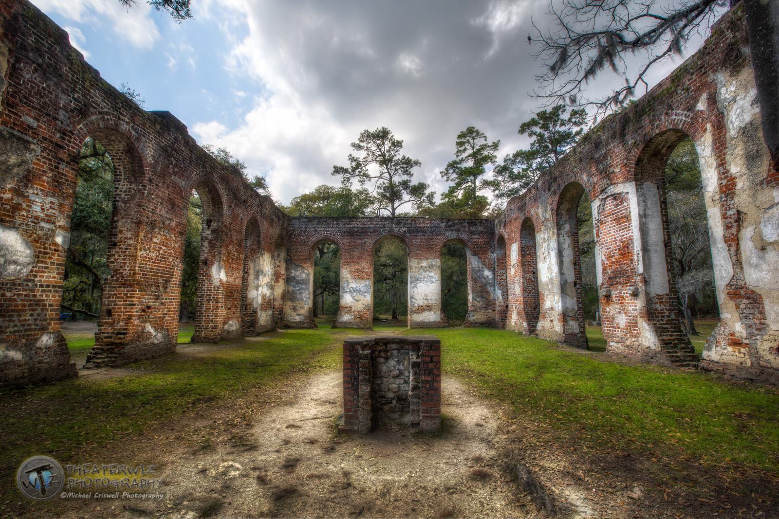 Sheldon Church Ruins II