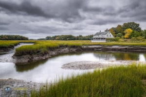 Farnham\'s Salt Marsh