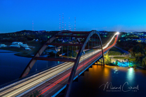 Pennybacker Blue Hour