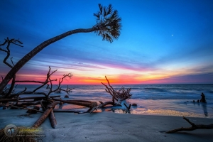Hunting Island Sunrise