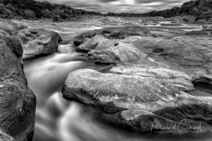 Pedernales Flow