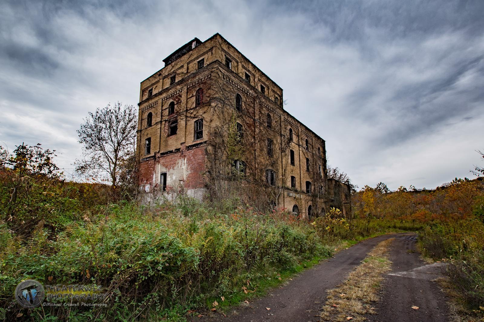 Overholt Distillery