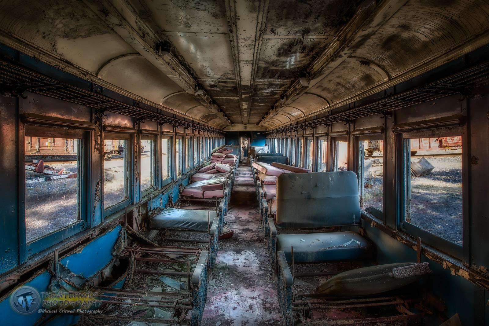 The Last Seat in Car 564