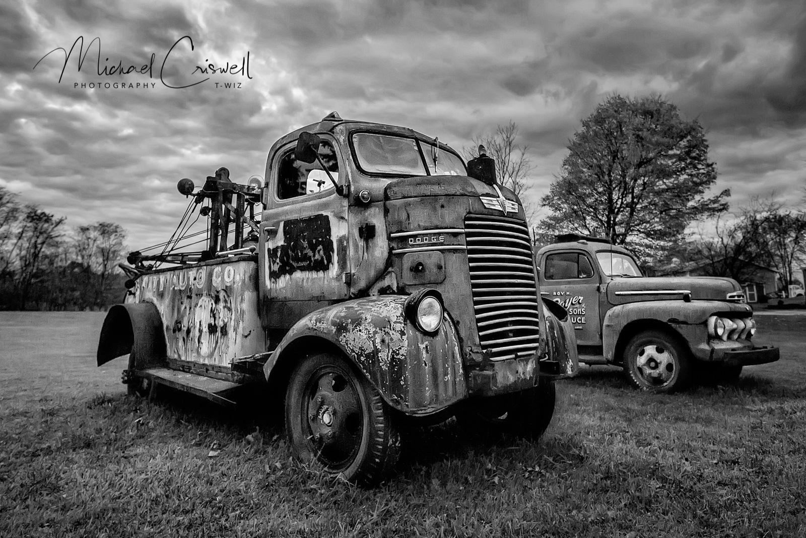 Dodge Tow Truck Archives ⋆ Michael Criswell Photography