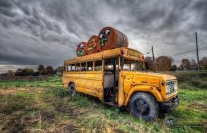 Old School Halloween
