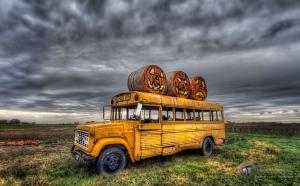 Old School Halloween II