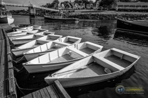 Perkins Cove Dinghy's