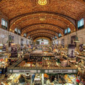 West Side Market Madness!