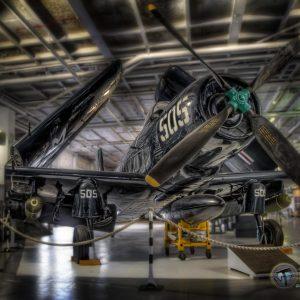 The Hangar Deck of CV-10