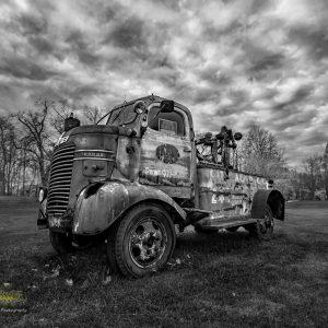 Cab-over Dodge