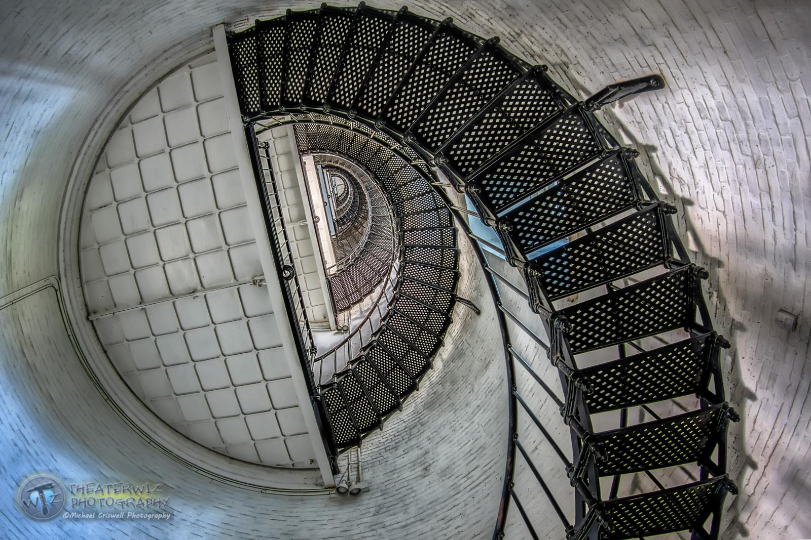 219 Steps of The St Augustine Light