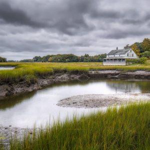 Farnham's Salt Marsh