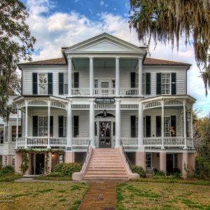 Historic Cuthbert House Inn