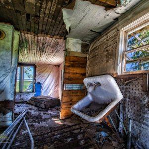 Derelict Palouse