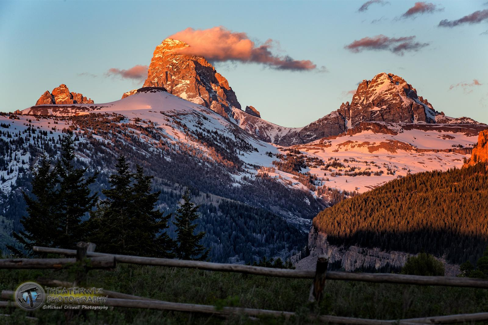 Targhee Forest View