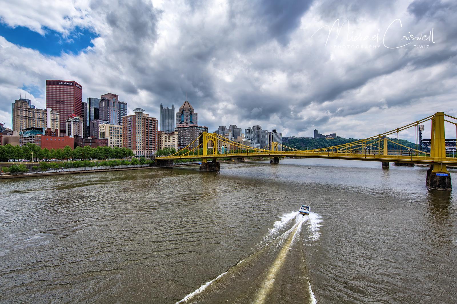 Cruising the Allegheny