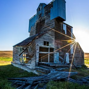 Abandoned Palouse