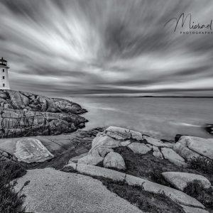 Peggys Point Lighthouse II