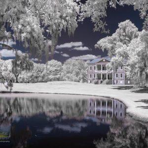 Drayton Hall Plantation IR