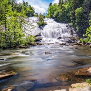 High Falls – DuPont State Forest