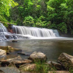 Hooker Falls DuPont State Forest