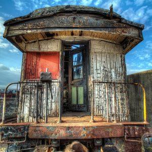 Weathered- Steamtown USA