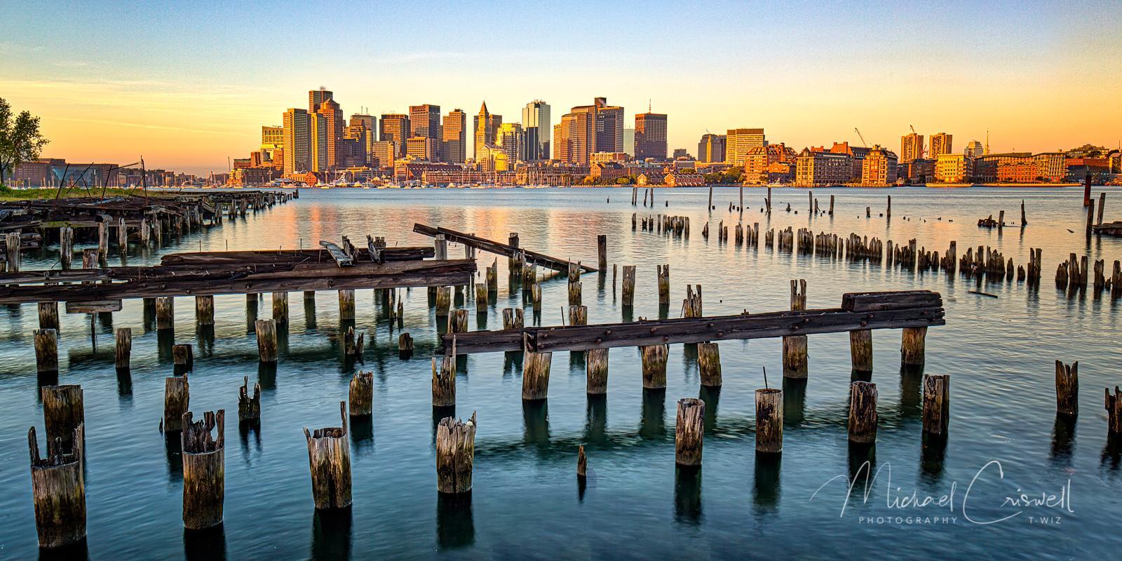 Boston from Lo Presti