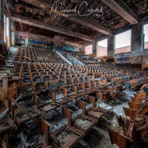 Horace Mann Auditorium