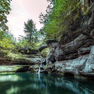 Upper Falls-Old Mans Cave